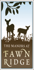 The Manors at Fawn Ridge logo