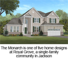 The Monarch at Royal Grove