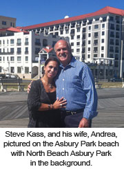 Steve Kass and wife